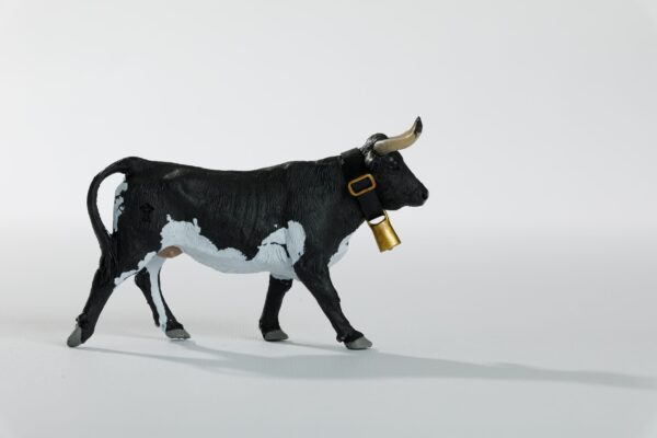 Animales de juguete | Animales de Coleccionismo | Meskebous Vaquilla Burraca