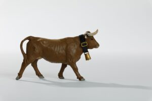 Animales de juguete | Animales de Coleccionismo | Meskebous Vaquilla Colorada