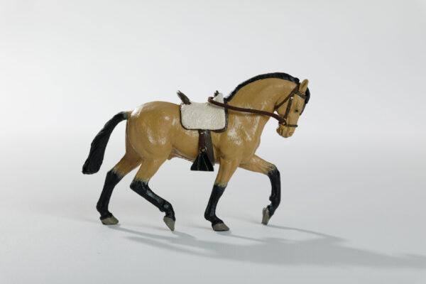 Animales de juguete | Animales de Coleccionismo | Meskebous Caballo Bayo
