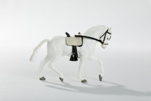 Animales de juguete | Animales de Coleccionismo | Meskebous Caballo Blanco