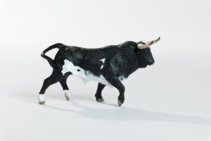 Animales de juguete | Animales de Coleccionismo | Meskebous Toro Bravo Ratón