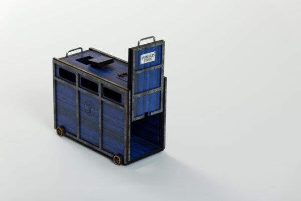 Toril o Cajón | Meskebous Toril o Cajón Azul-Negro
