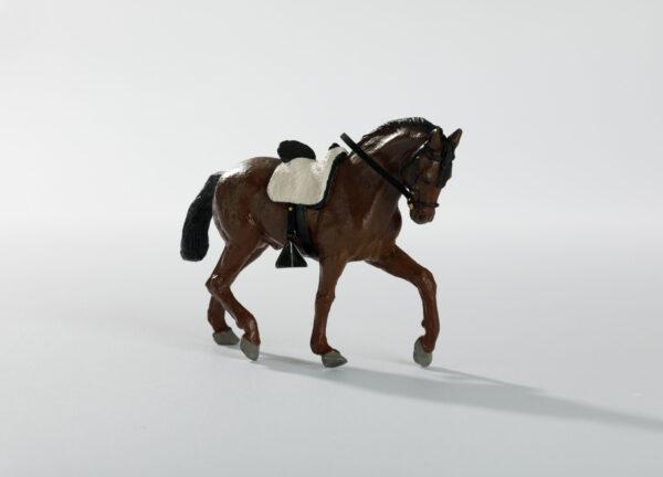 Animales de juguete | Animales de Coleccionismo | Meskebous Caballo Castaño