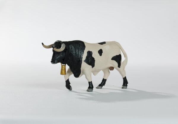Animales de juguete | Animales de Coleccionismo | Meskebous Manso Berrendo en Negro