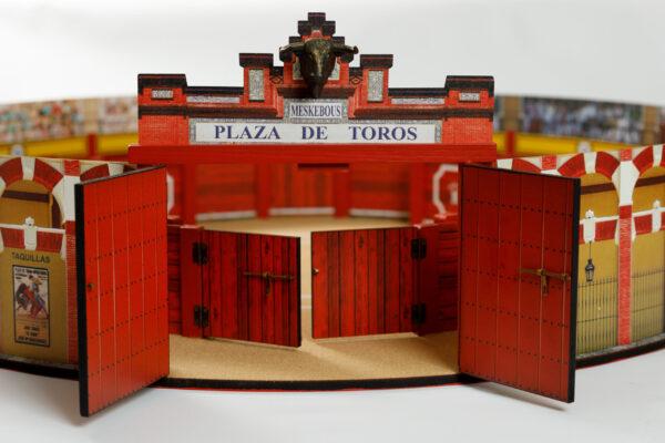 Colección Plaza | Meskebous Plaza de Toros con complementos