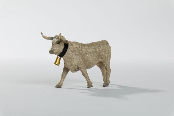 Animales de juguete | Animales de Coleccionismo | Meskebous Vaquilla Jabonera Sucia