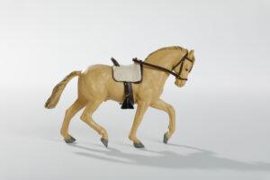 Animales de juguete | Animales de Coleccionismo | Meskebous Caballo Cremello
