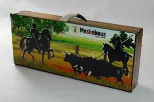Colección Dehesa | Meskebous Maleta de Campo
