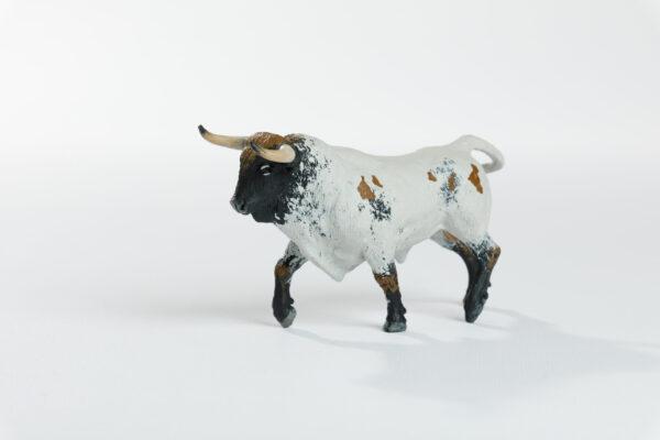 Animales de juguete   Animales de Coleccionismo   Meskebous Toro Bravo Sardo Claro