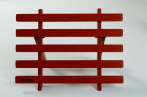 Colección Festejos Populares | Meskebous Barrera de color Rojo