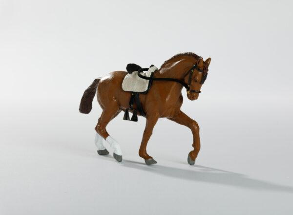 Animales de juguete   Animales de Coleccionismo   Meskebous Caballo Alazán