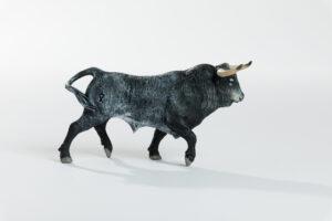 Animales de juguete | Animales de Coleccionismo | Meskebous Toro Bravo Ratonero