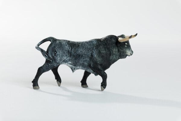 Animales de juguete   Animales de Coleccionismo   Meskebous Toro Bravo Ratonero