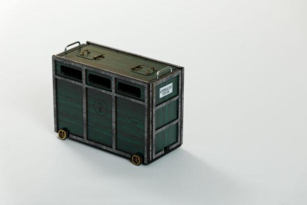 Toril o Cajón | Meskebous Toríl o Cajón Verde-Negro