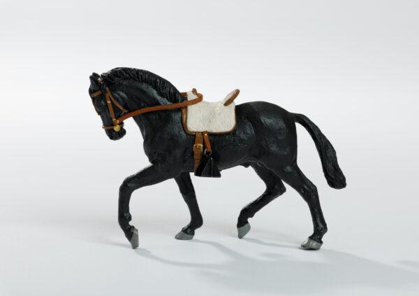 Animales de juguete | Animales de Coleccionismo | Meskebous Caballo Negro